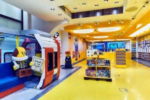 Lego Store World S Largest Lego Store Opens In S Leicester