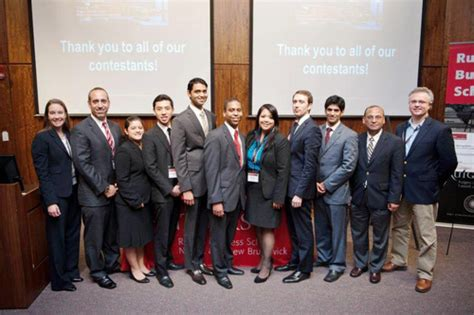 Rutgers Current Mba Students by Mba Students Eye Rutgers Business School S