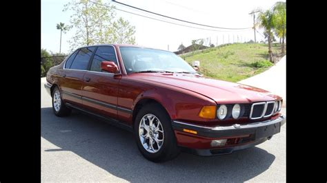 Bmw For Sale Cheap by 93 Bmw 740il E38 For Sale Clean Cheap 1 850