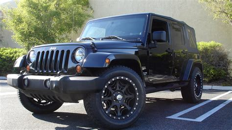 jeep black black wheels on jeep wrangler newhairstylesformen2014 com