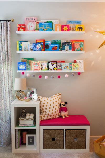 Ikea Usa Bookcases Turned Into Reading Nook So Clever Ikea Usa Bookshelves