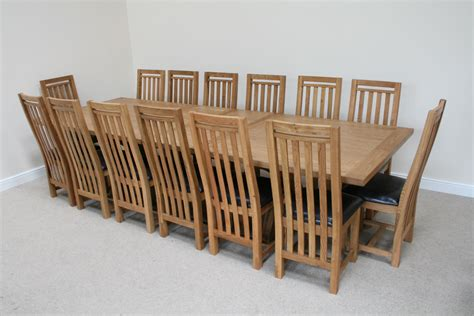 oak round dining table 6 chairs images
