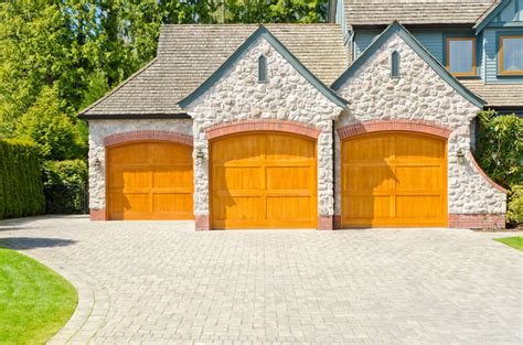 Single Car Garage Plans by 60 Residential Garage Door Designs Pictures
