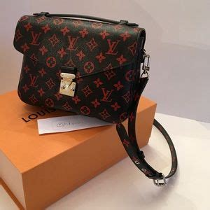 louis vuitton sold authentic lv pochette metis from m