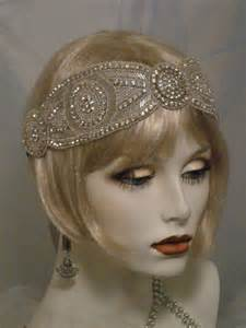 how to make a 1920s hairpiece 1000 ideas about 1920s headpiece on pinterest flapper