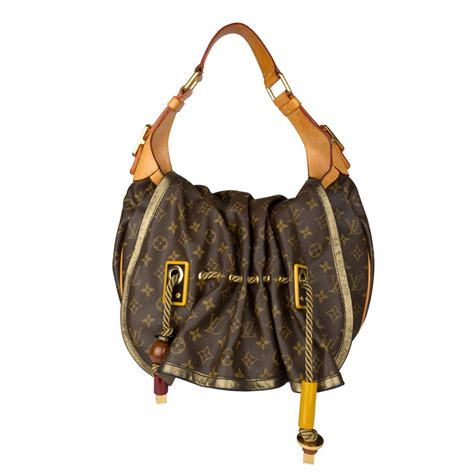 Would You Buy A Vuitton From This by Louis Vuitton Limited Edition Kalahari Gm Handbag