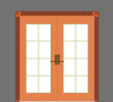 3 Doors Of Own by Revitcity Object Exterior Wood