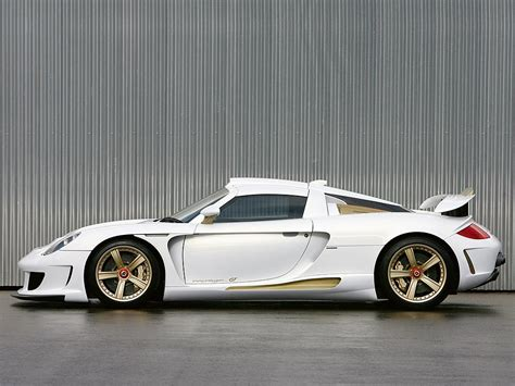 gemballa mirage 911 the gold edition of mirage gt based on 980 carrera gt by
