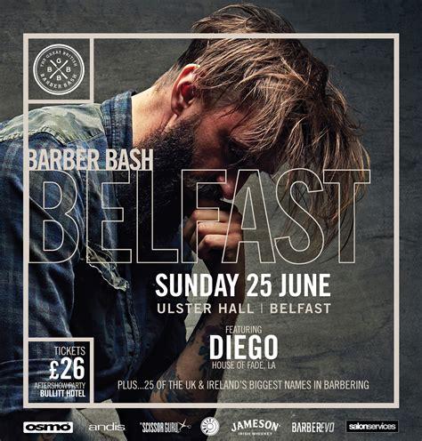 barber bash glasgow new events great british barber bash