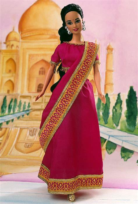 film barbie india india barbie 174 doll 2nd edition 1996 barbie dolls