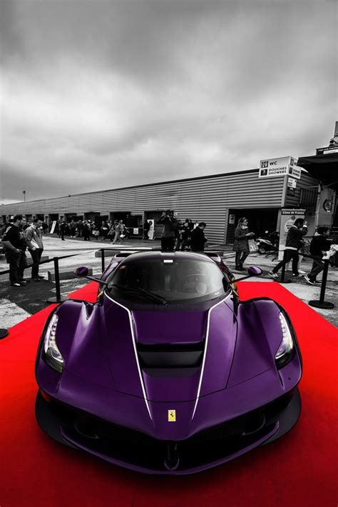 purple laferrari purple laferrari luvin it sport cars pinterest