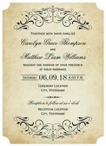 31  Elegant Wedding Invitation Templates ? Free Sample