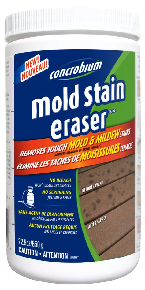 Remove Mildew From Carpet by Black Mold Stains Concrobium Mold Stain Eraser To The Rescue