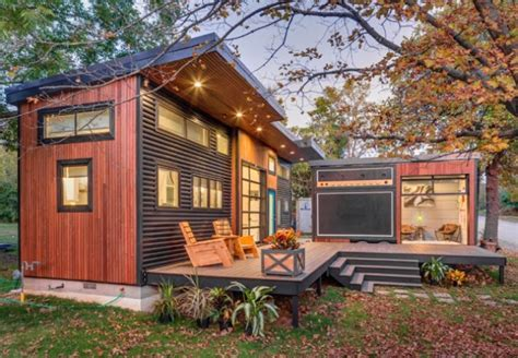 400 square feet house the amplified tiny house is a 400 square foot cozy