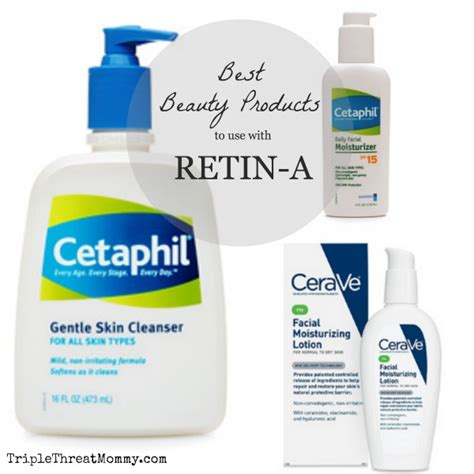best retin a best products to use with retin a