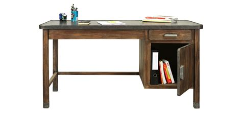 mobilier bureau qu饕ec bureau en bois vieilli achetez nos bureaux en bois