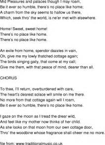 home songs time song lyrics home sweet home
