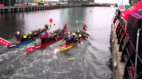 dragon boat dock dragon boat racing princes dock liverpool youtube