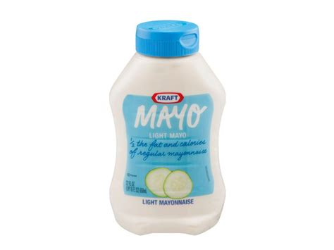 how many calories in light light mayonnaise nutrition information eat this much