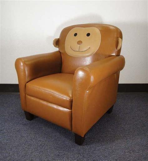 acme furniture zuni monkey pvc youth chair 59095