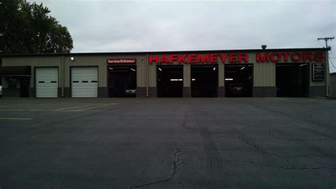 Mini Cooper Repair by Hafkemeyer Motors Incorporated in