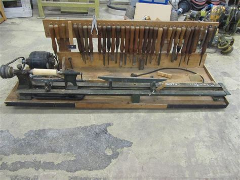 woodworking classifieds wood lathe with tools