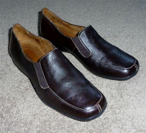 natural soul naturalizer womens slip  flat  black oxblood leather loafers ebay