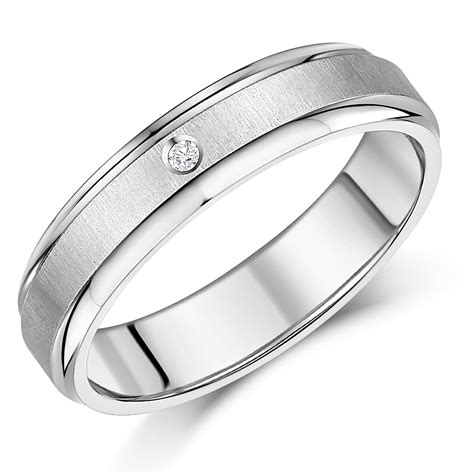 5mm Wedding Ring by 5mm Titanium Engagement Wedding Ring Titanium