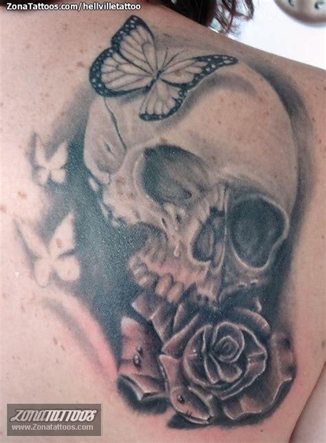 tattoos de calaveras dibujos de rosas y calaveras con nombres tattoos and