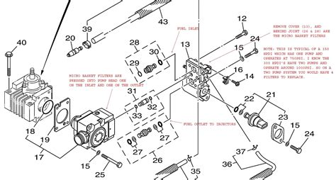 yamaha hpdi wiring diagram suzuki quadrunner 160 parts