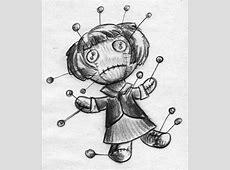 Muñeco vudú: para qué sirve, como hacerlo y más Rag Doll Drawing