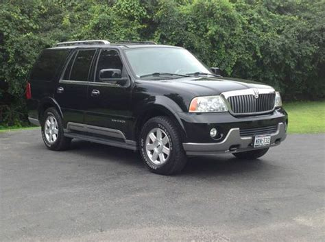 how to work on cars 2004 lincoln navigator navigation system purchase used 2004 lincoln navigator base sport utility 4 door 5 4l in brownville new york
