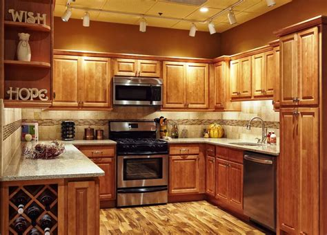 maple cabinet kitchen honey maple kitchen cabinets roswell kitchen bath