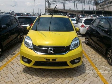 Kaos Honda Brio Kuning jual mobil honda brio 2016 e 1 2 di dki jakarta automatic hatchback kuning rp 150 100 000
