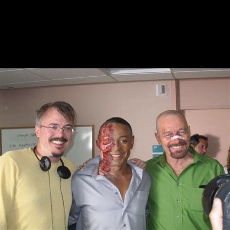 bryan cranston movies and tv shows vince gilligan giancarlo esposito and bryan cranston