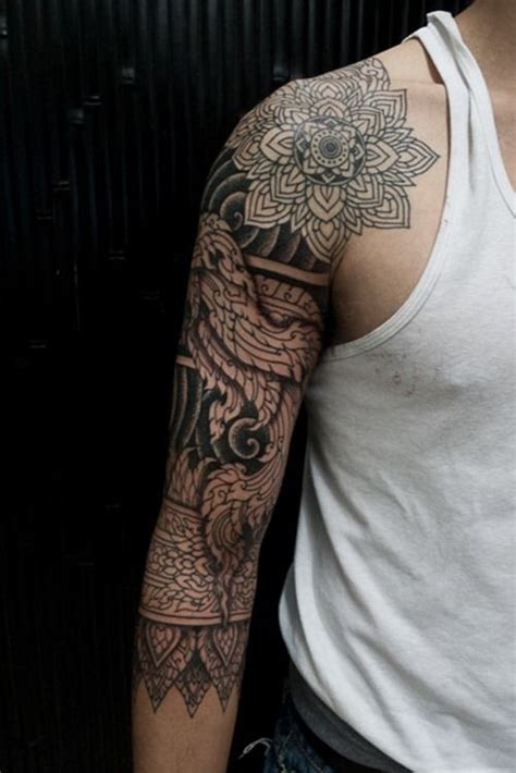 tattoo mandala facebook sleeve mandala tattoos for men tattoo pinterest