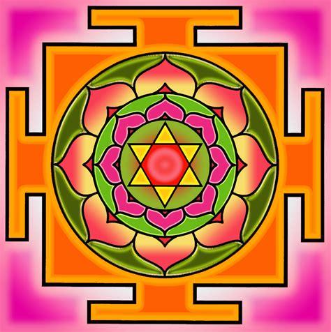 file bhuvaneswari yantra color jpg wikimedia commons