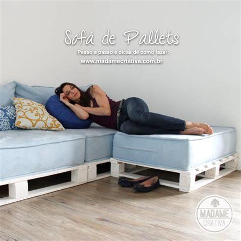 sofa palete material para fazer um sof 225 de pallets e trabalhar a