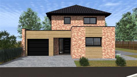 veranda toit 4 pans awesome maison cubique toit 4 pant images design trends