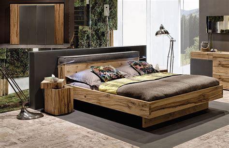 Schlafzimmermöbel Massiv by V Pur Voglauer Schlafzimmer Eiche Altholz Komplett