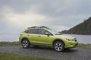 Subaru Xv 2008 Subaru Xv Crosstrek Gets Updated For The 2015 Model Year