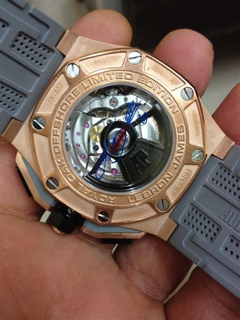 Jam Ap Clone Royal Oak Limited Edition 1 1 Swiss 1 ap spot on replica watches and reviews