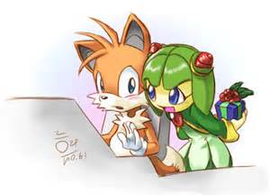 Tails and cosmo images tails and cosmo wallpaper and background photos