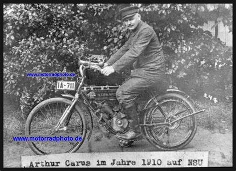 Nsu Motorrad Typen by Motormobilia Nsu Motorrad Foto Typ 2hp 265 Ccm 3ps 1909