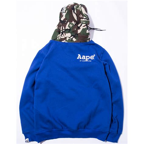 Front Pocket Hooded Sweatshirt new aape front pocket hooded sweatshirt buy aape