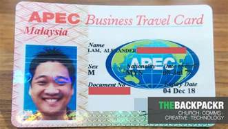 apec business travel card singapore 5 reasons to get an apec business travel card