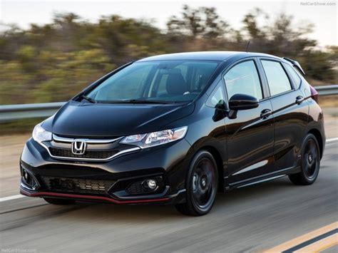 2019 Honda Fit by 2019 Honda Fit Sport Engine News Rumors Redesign