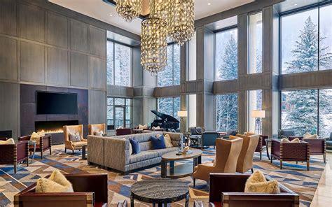 luxury ski resort  vail    smores butler