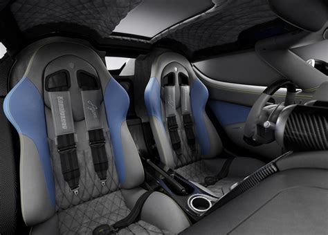 koenigsegg ccr interior koenigsegg agera has 910hp autotribute