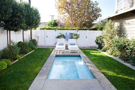 spruce   small backyard   swimming pool  design ideas